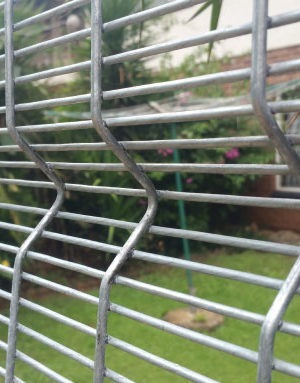 Premium (High) Security Clearview Fence